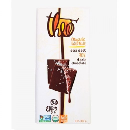 Theo's Dark Chocolate