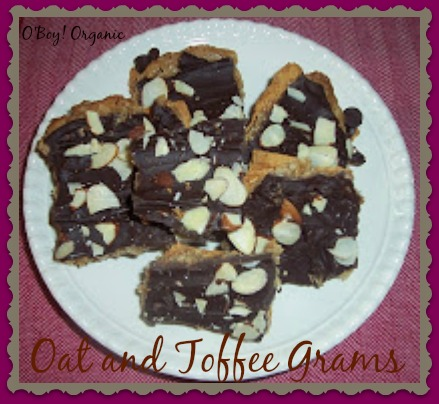 Oat and Toffee Grams