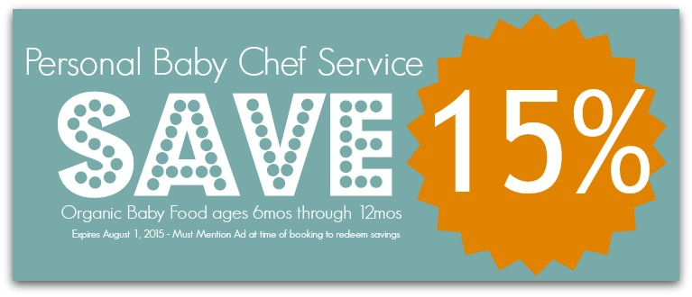 OBoy Baby Chef Service Coupon