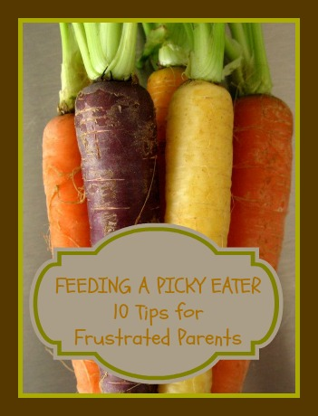 10 tips for picky eaters
