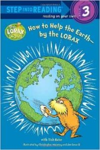 How to help the Earth by the Lorax