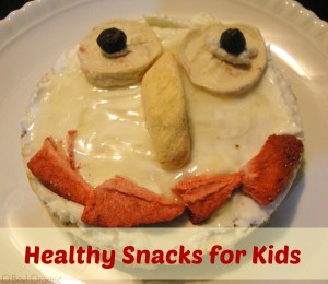 Rice Cake Snacks for Kids