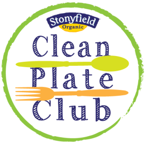 SF Clean Plate Club Blogger Logo 8-12 F