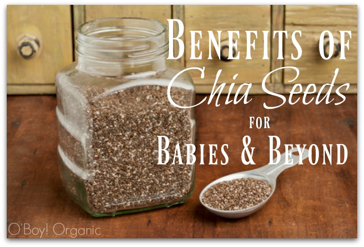benefits of chia seeds for babies and beyond
