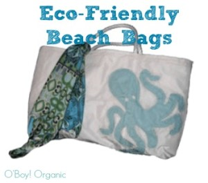 eco-friendly beach bags