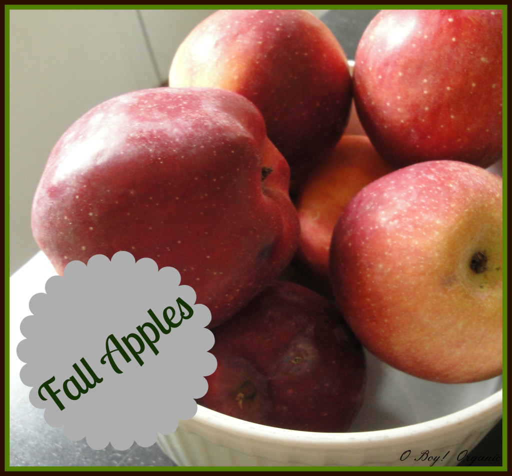 fall apples