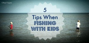 Fishing with kids logo