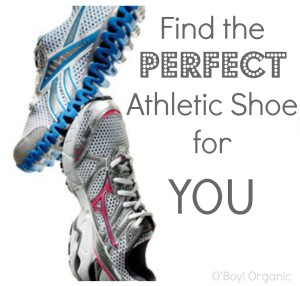 Athletic Shoe Logo