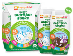 Happy Family Nutrition Shakes