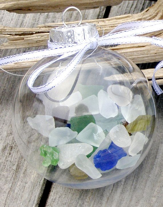 Collecting Sea Glass With Kids