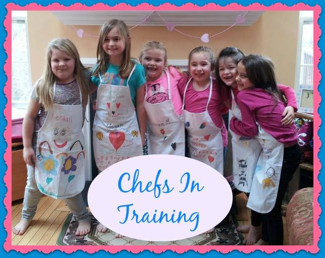 Kids Cooking Photo