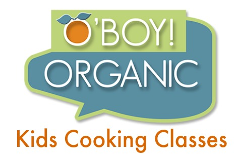 O'Boy Kids Cooking Classes Logo