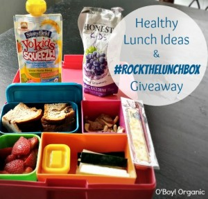 Rock the lunchbox Bento Box
