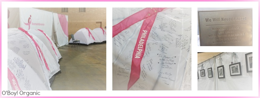 SGK Remembrance Tent Collage