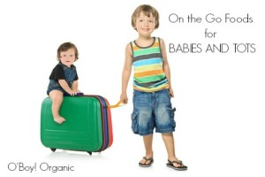 on the go foods for babies and tots