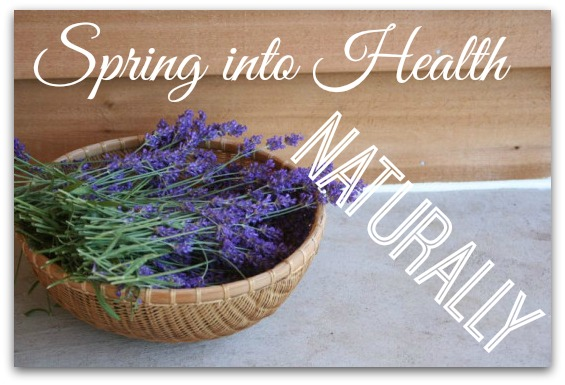 YL Spring into Health Naturally Make and Take Logo