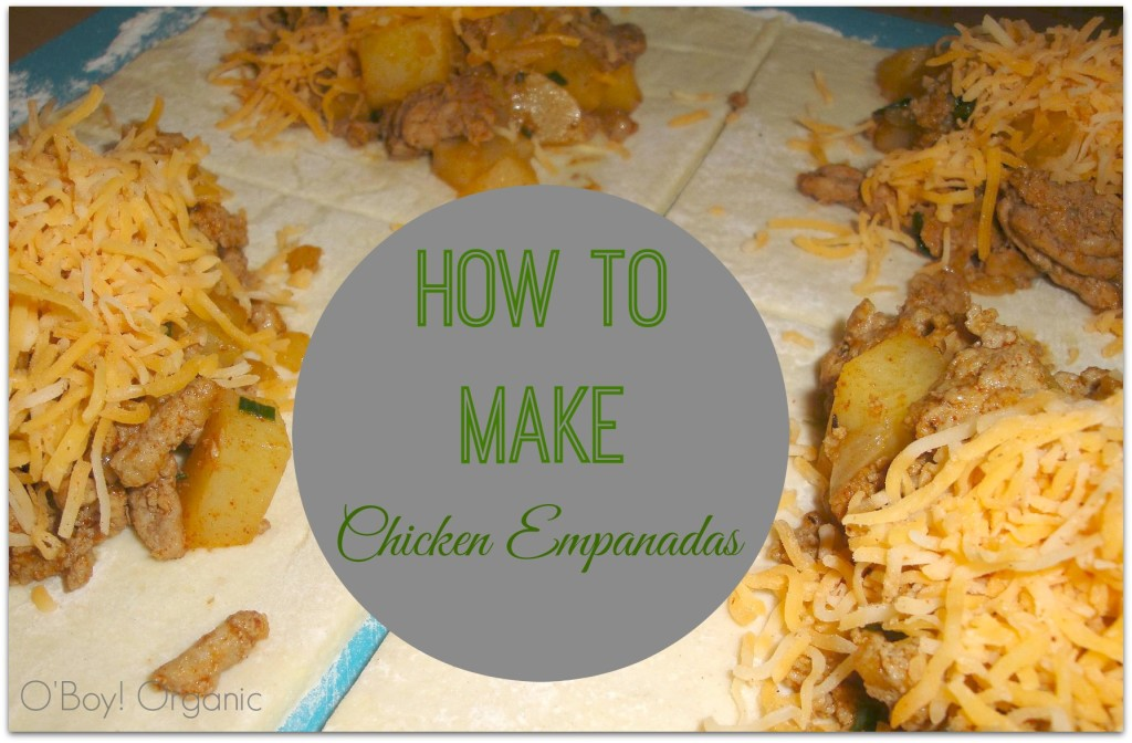 Chicken Empandas How to make