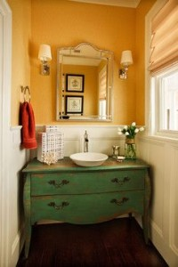 Weekday Wreckers Bathroom Dresser