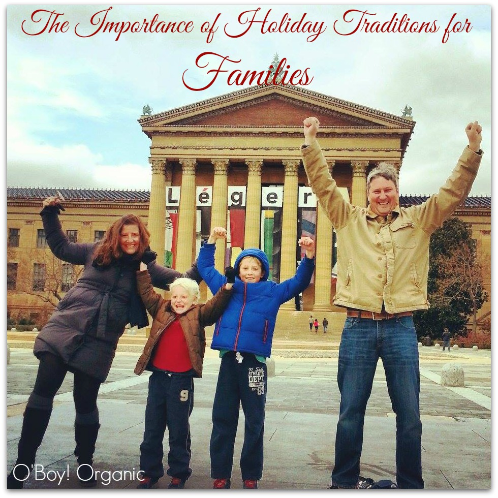The Importance of Holiday Traditions for Families