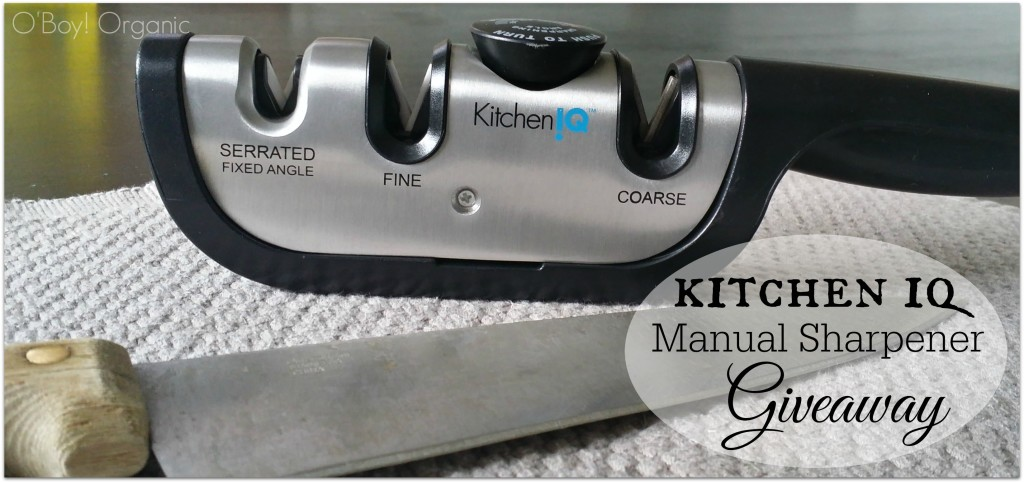 Kitchen IQ Giveaway