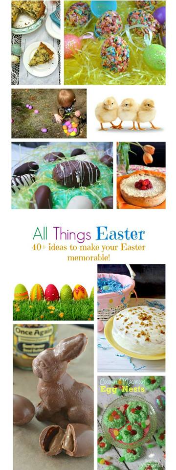 All things Easter 2015