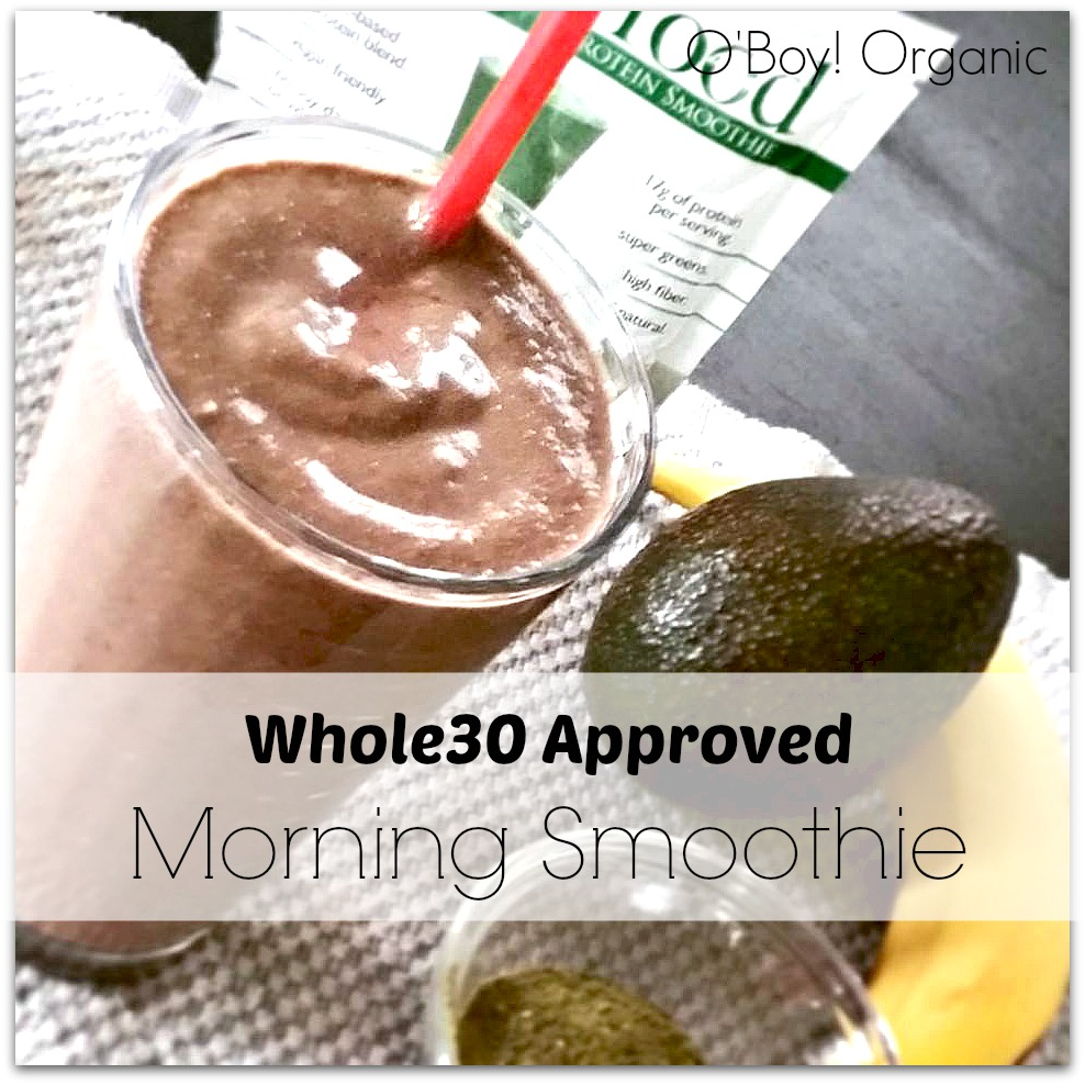 Whole30 Smoothie