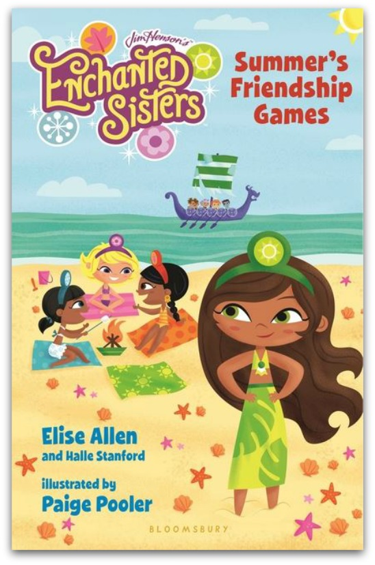 Enchanted Sisters Summer Friendship