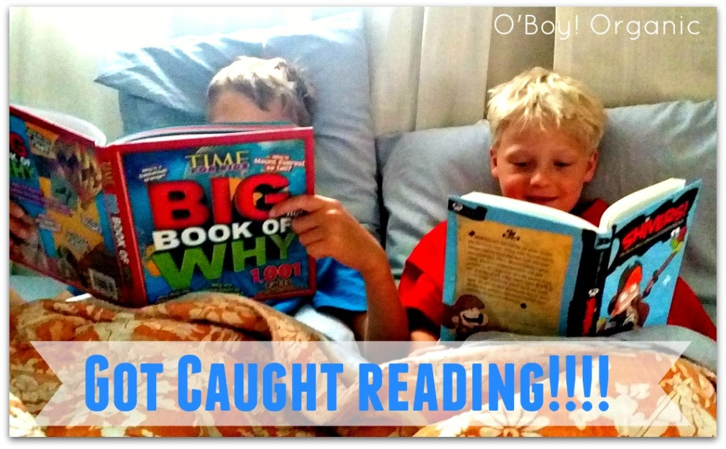 reading with kids logo