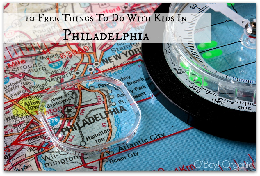 10 Free Things To Do With Kids In Philadelphia