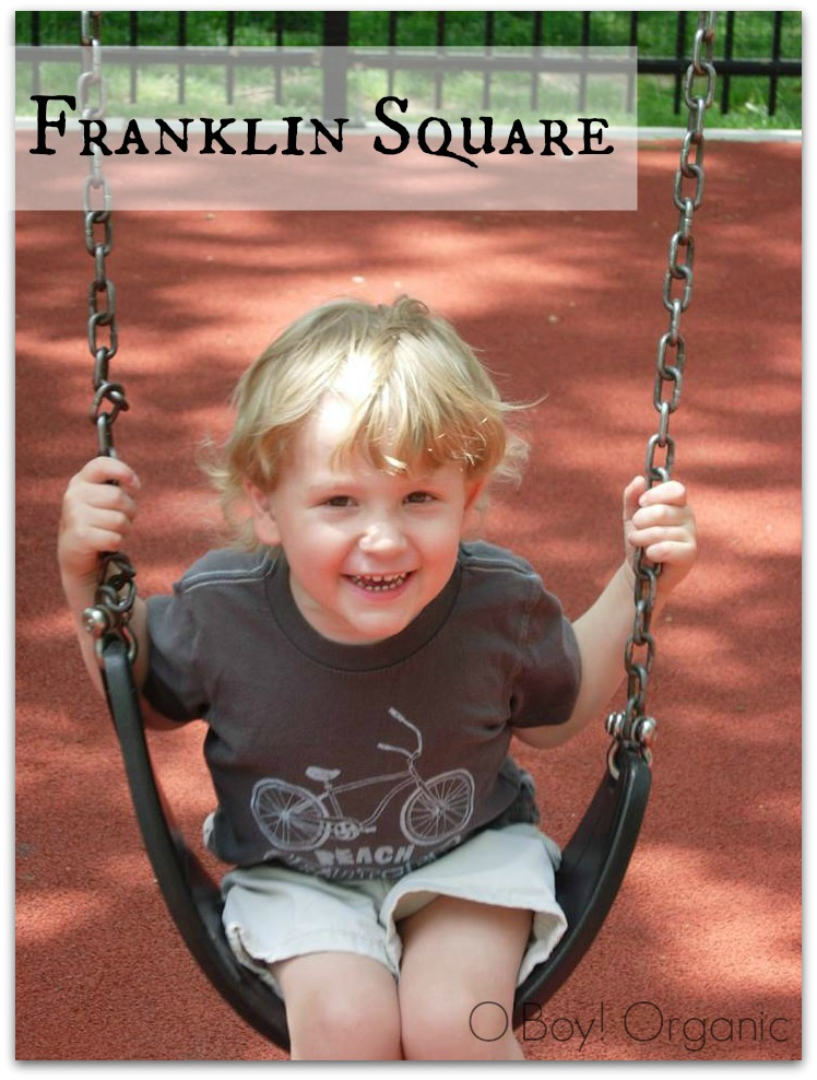 Franklin Square logo