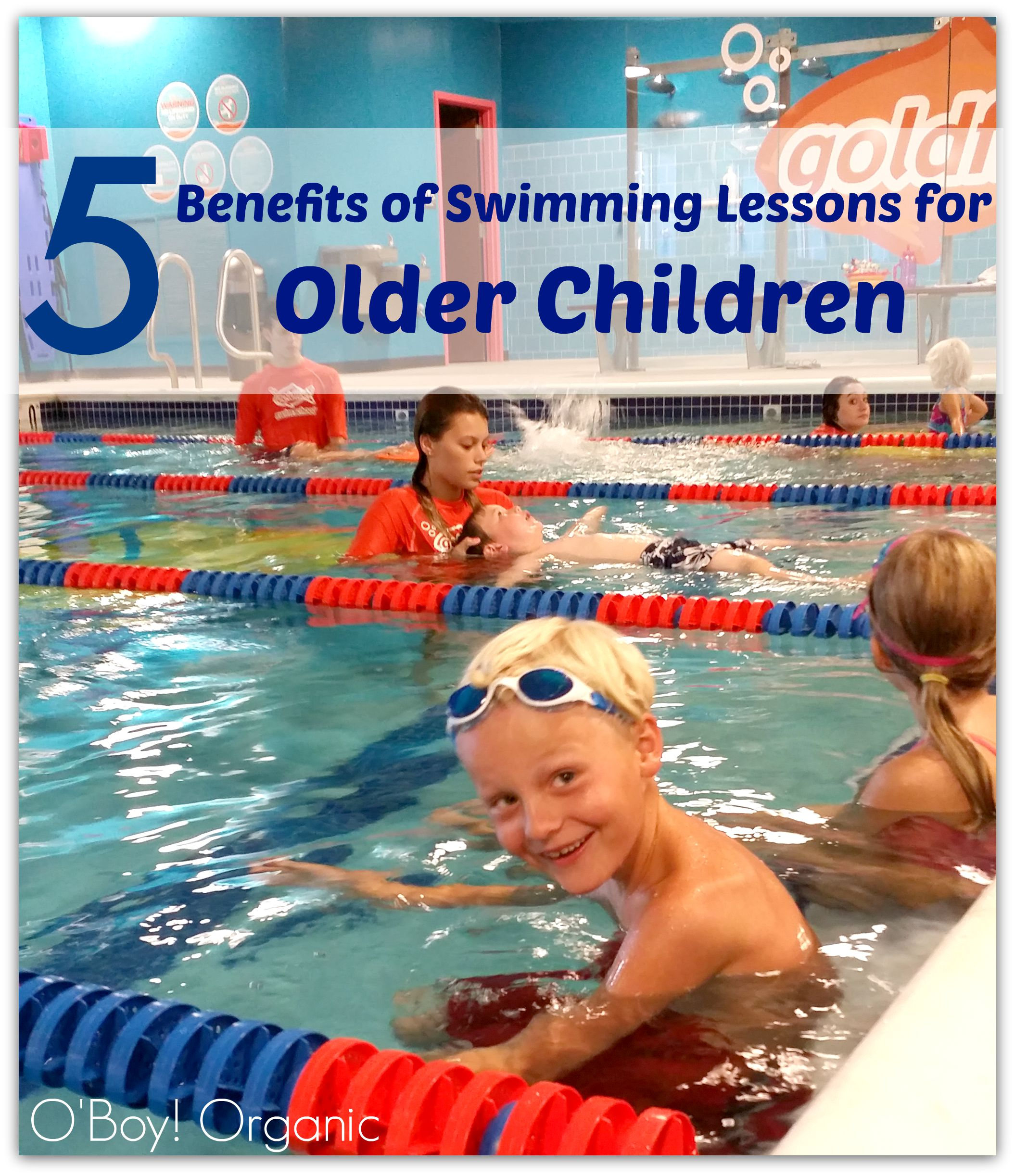 How Children Benefit From Swimming - British Swim School