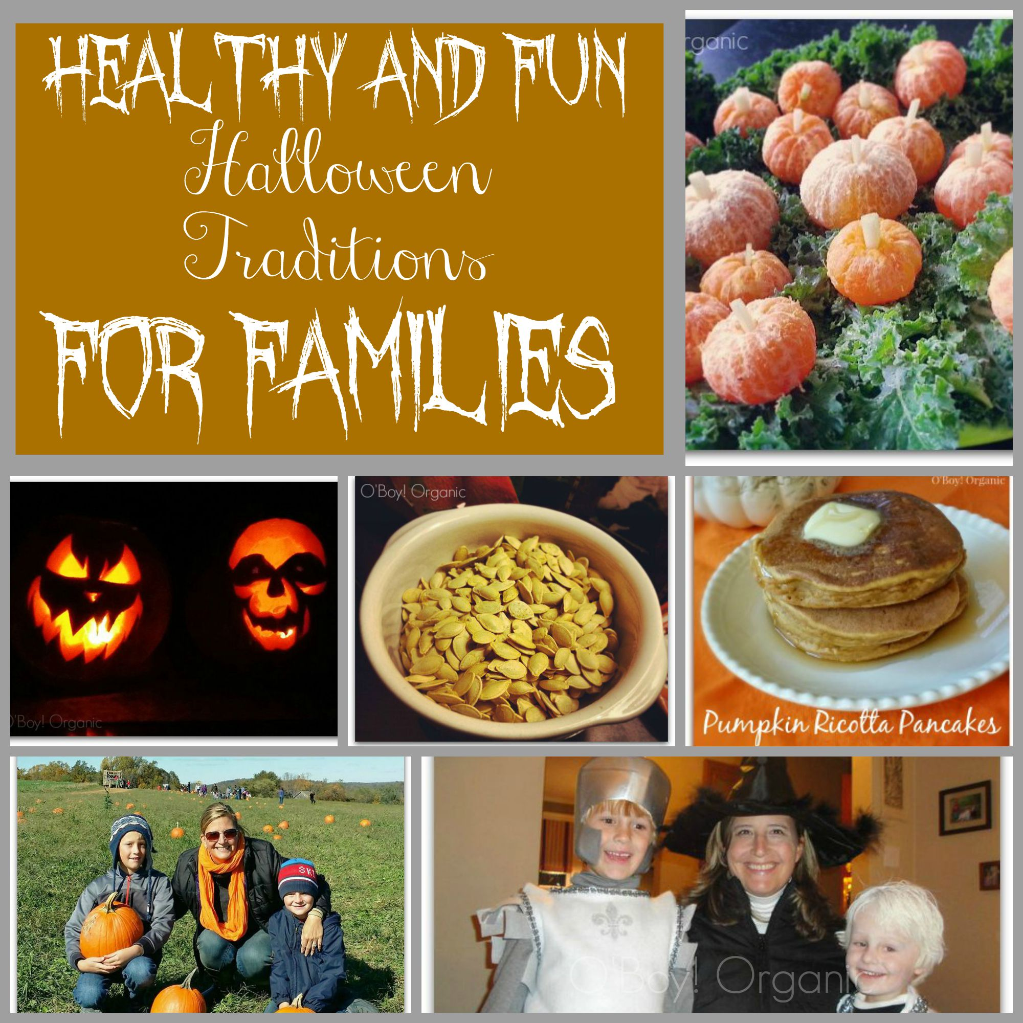 Healthy and Fun Halloween Traditions for Families