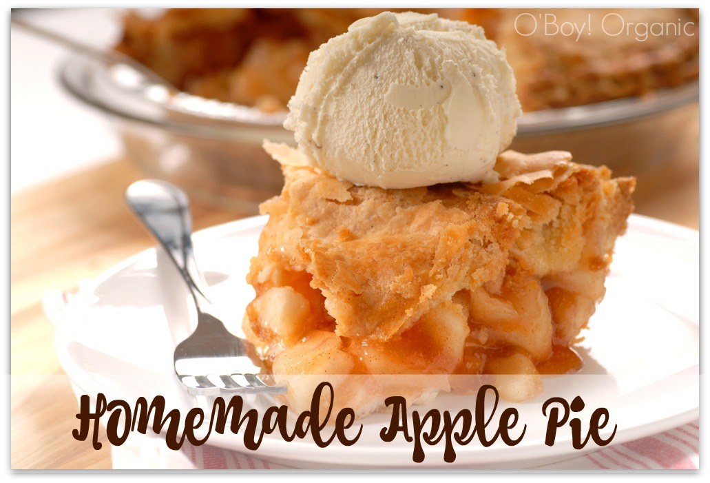 how to make apple pie The apple pie can be on the tart side because of the granny smith apples to add a healthy dose of sweetness, try serving this pie warm with a scoop of low-fat frozen yogurt or ice cream.