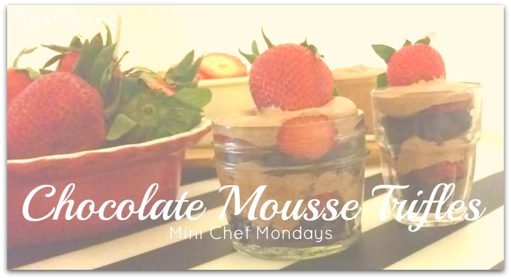 Chocolate Mousse Trifles logo