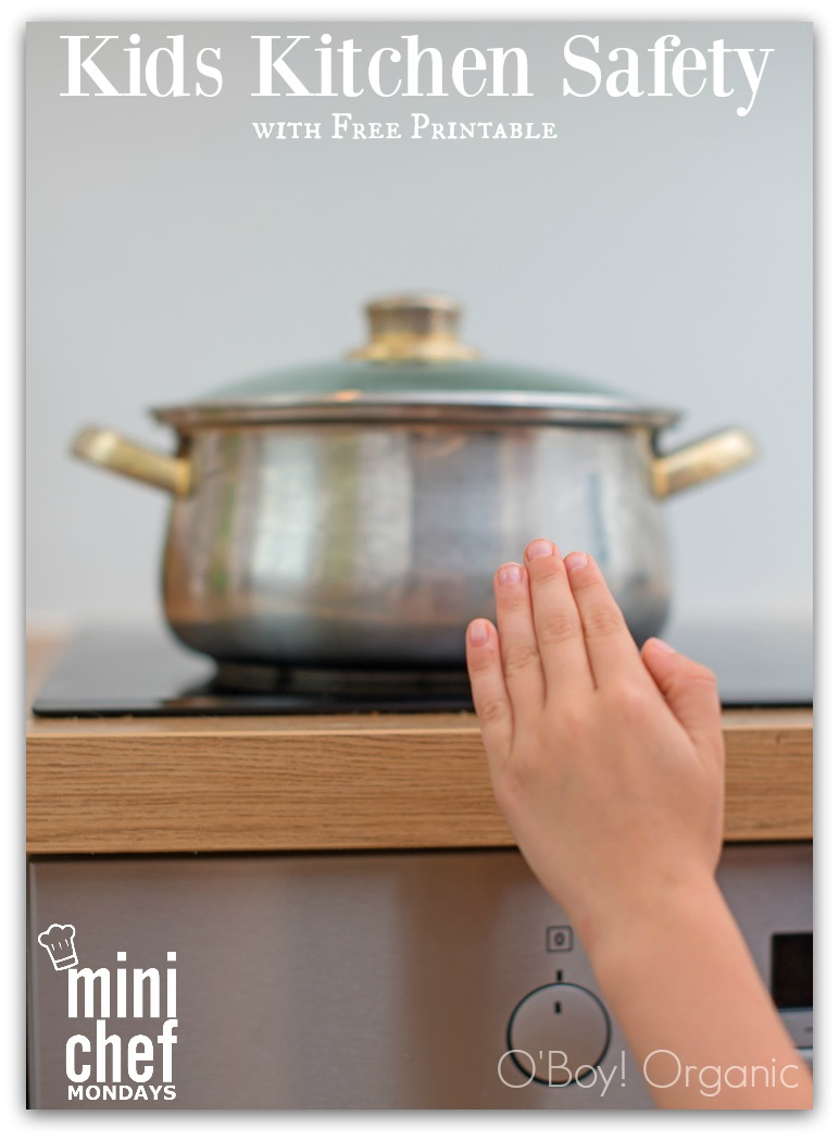 Cooking with kids keeping it safe for 6 kitchen safety basics