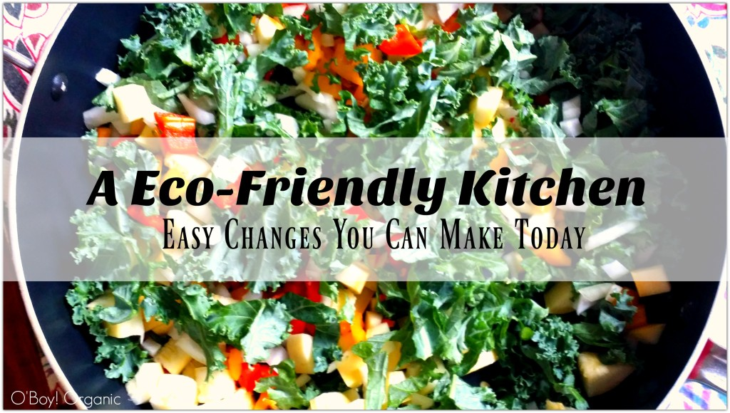 A Eco-Friendly Kitchen Easy Changes You Can Make Today