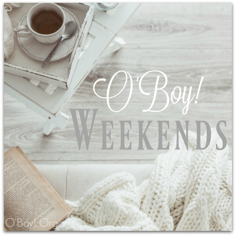 OBoy Weekend Logo