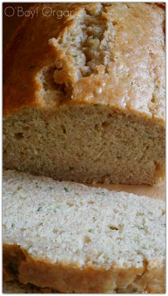 zucchini orange bread
