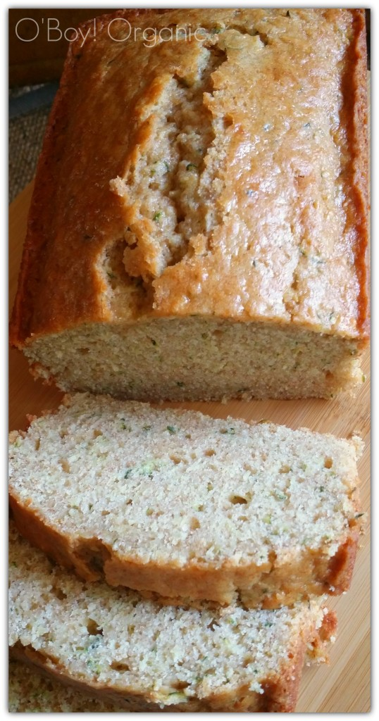 zucchini orange bread cut
