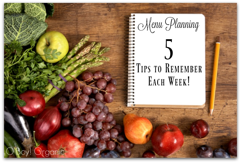 menu-planning-5-tips-to-remember