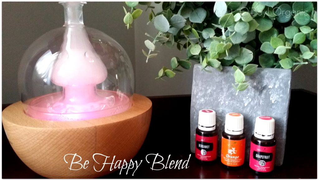 Be Happy Diffusing Blend