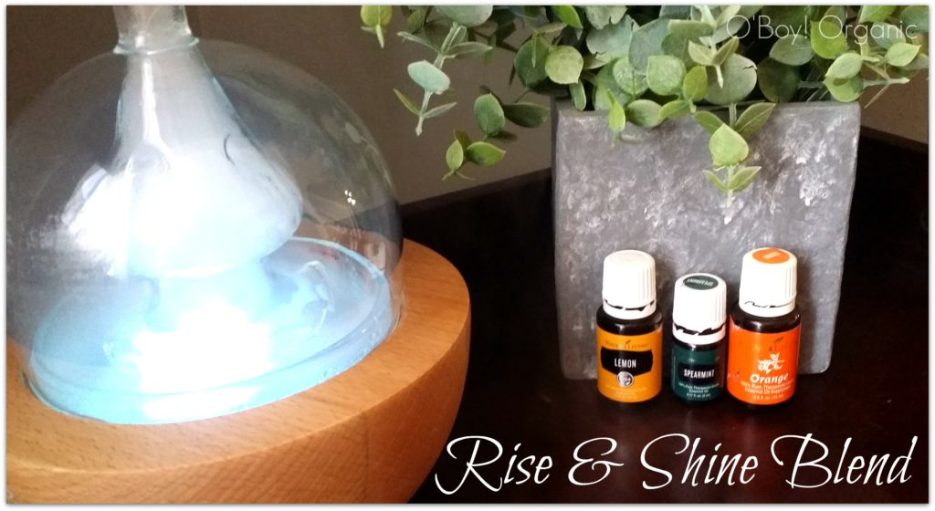 Rise and Shine diffusing blend