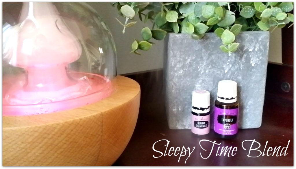 sleepy time diffusing blend