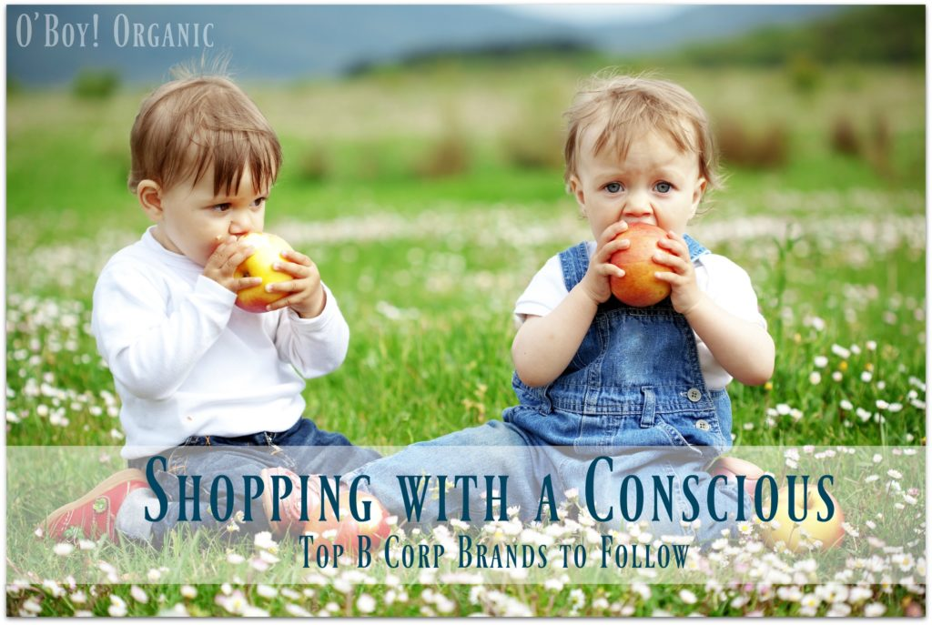 Shopping with a Conscious - Top B Corp Brands to Follow