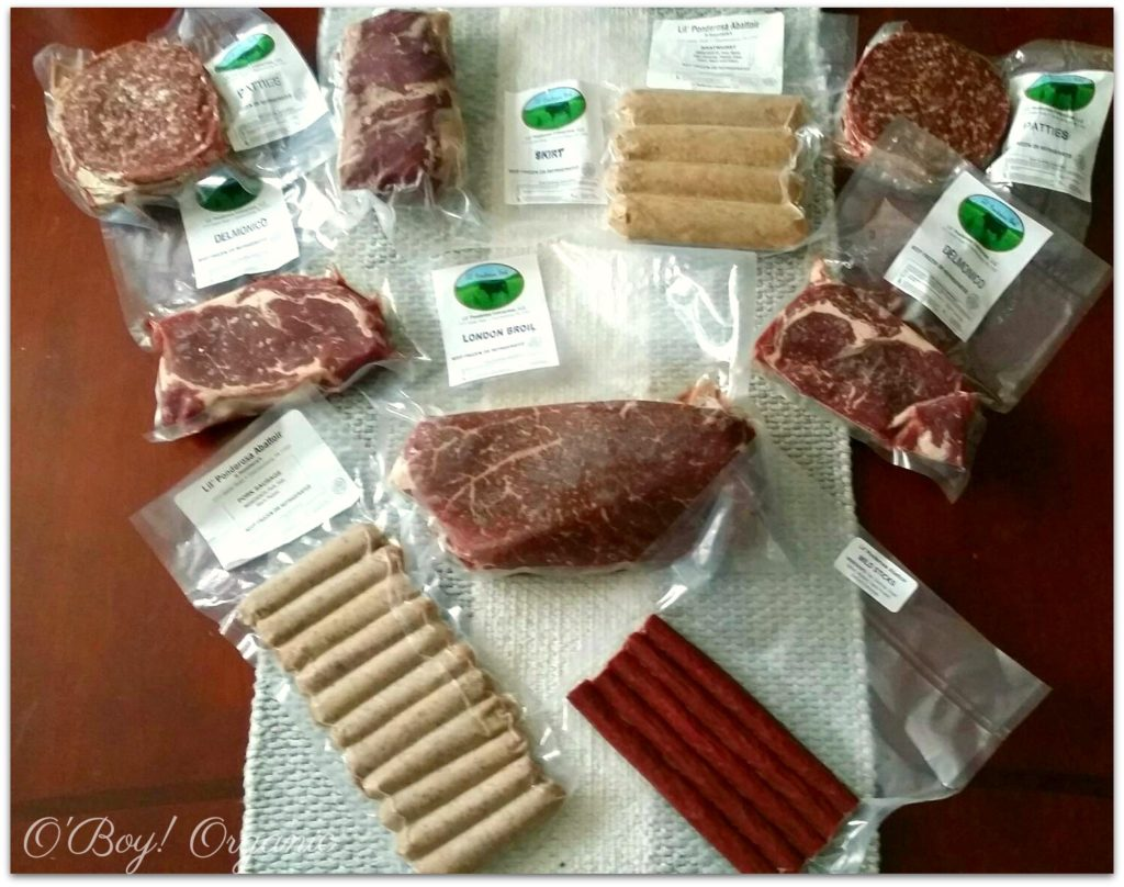 Affordable Grass Fed Beef Delivered to Your Door